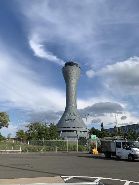 Edinburgh Airport -  ATC Tower