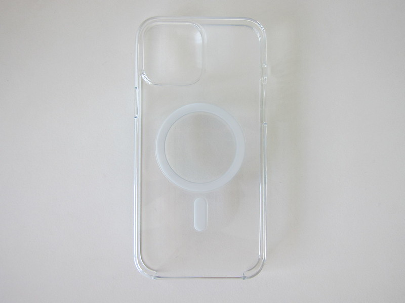Apple iPhone 13 Pro Max Clear Case - Back