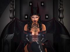 Bat Queen Elsa