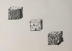 Textured cubes