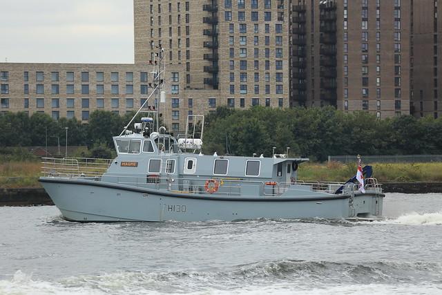 HMS Magpie (H130)