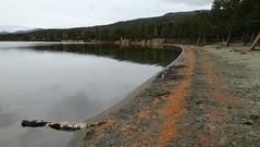 Vu00e5lu00e5dalen - jezero Nulltju00e4rnarna - plu00e1u017e jako v Karibiku
