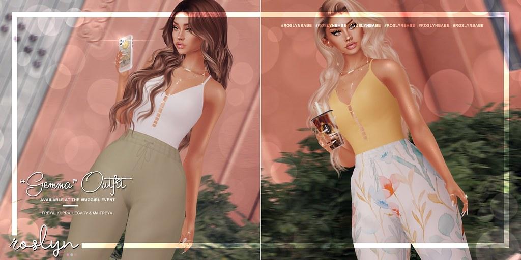 "roslyn. ""Gemma"" Outfit @ #BIGGIRL // GIVEAWAY"