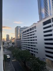Alamoana area, Honolulu Hawaii- 2021