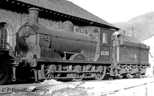 LNER 65300 at Fort William