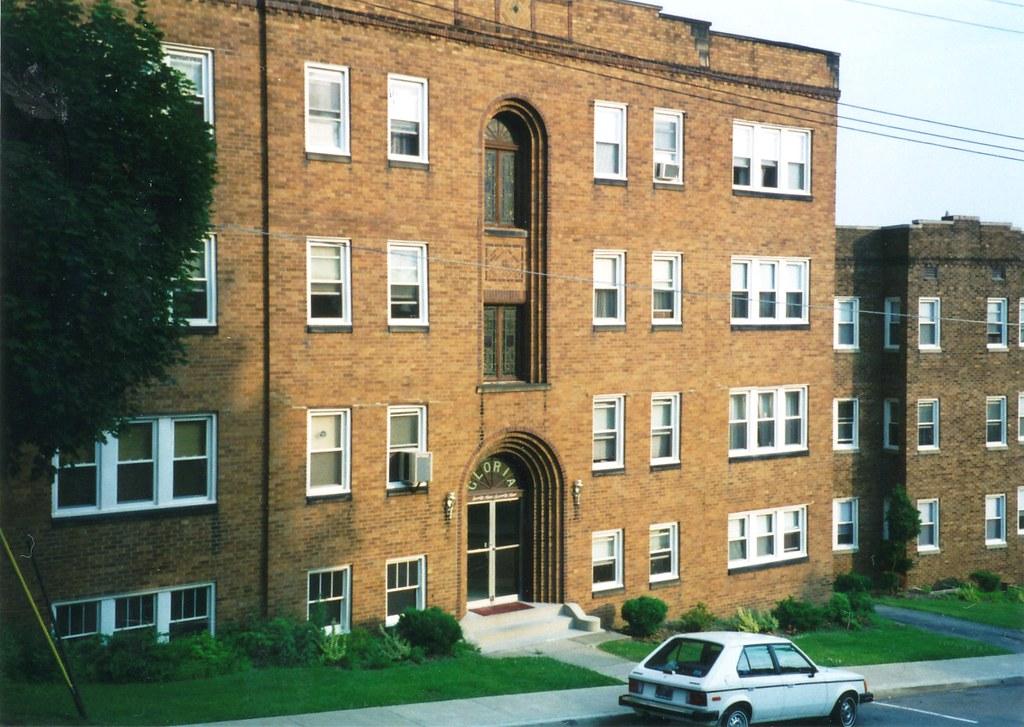 Gloria Apartment Building Glenmore Avenue Dormont 1996