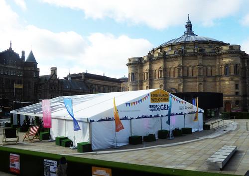 Edinburgh: UoE Welcome week 2021