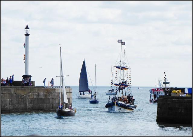 Array Of Boats ...