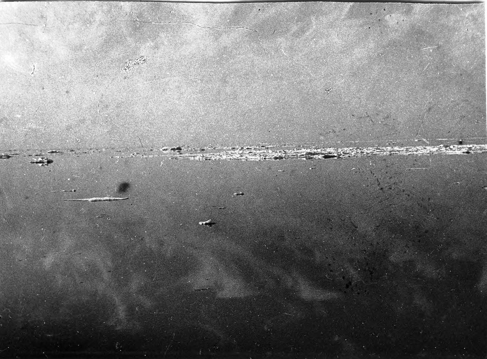 Море освободилось ото льда.