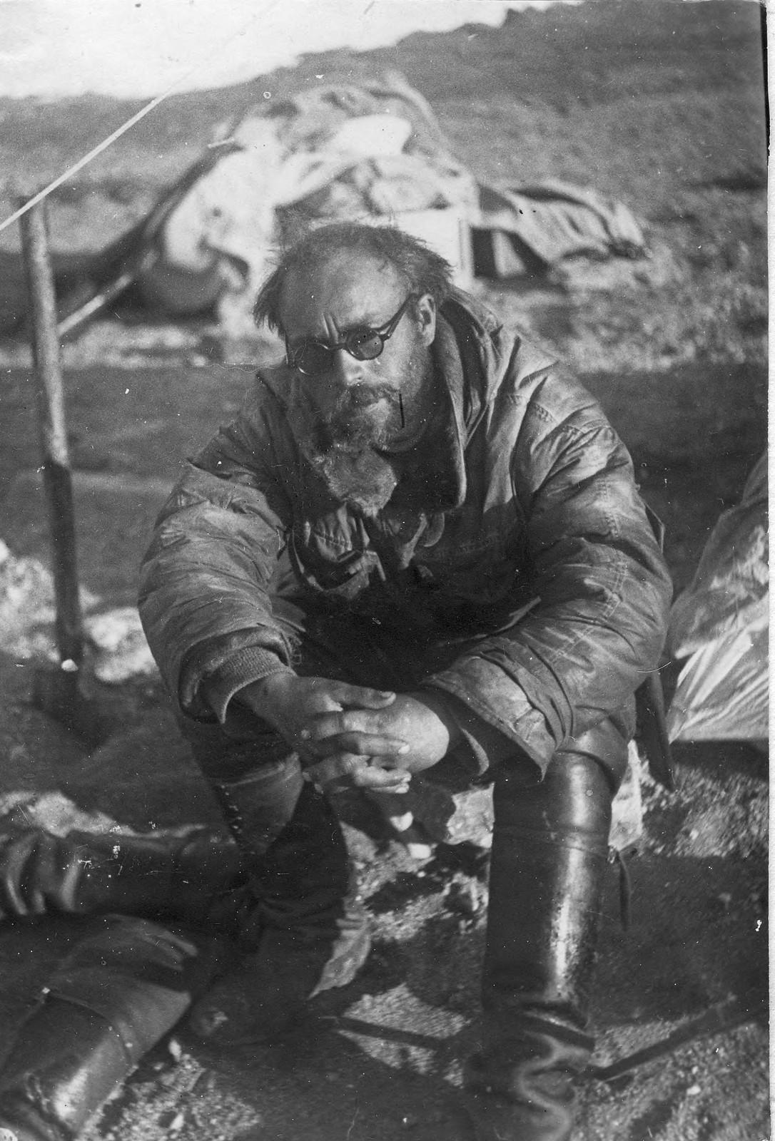 Георгий Алексеевич Ушаков.