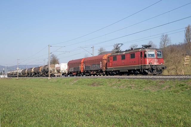 SBB Re 4/4 420 339 Sissach