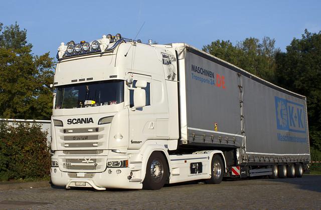 Scania R Streamline (CH)