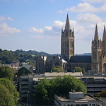 Cathedral of the Blessed Virgin Mary, Truro, Cornwall