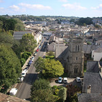 The Parish Church of St George the Martyr, Truro, Cornwall