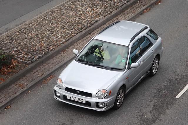 Subaru Impreza TS Y57JKX