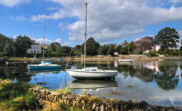 Millbrook Lake, Cornwall