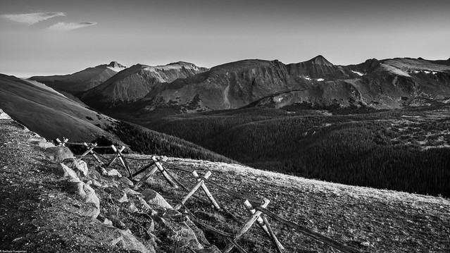 Continental Divide, Rocky Mountain NP