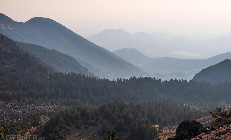 Smoky Inner Basin