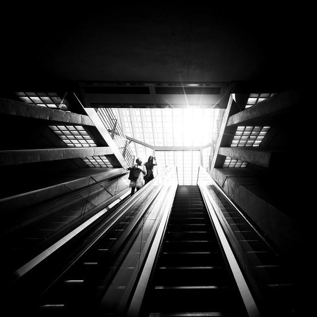 The descend