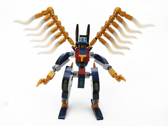 LEGO Marvel Eternals' Aerial Assault (76145)