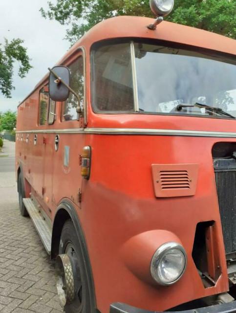 1966 DAF a1600 brandweer gemeente Hengelo Ov VF-53-76