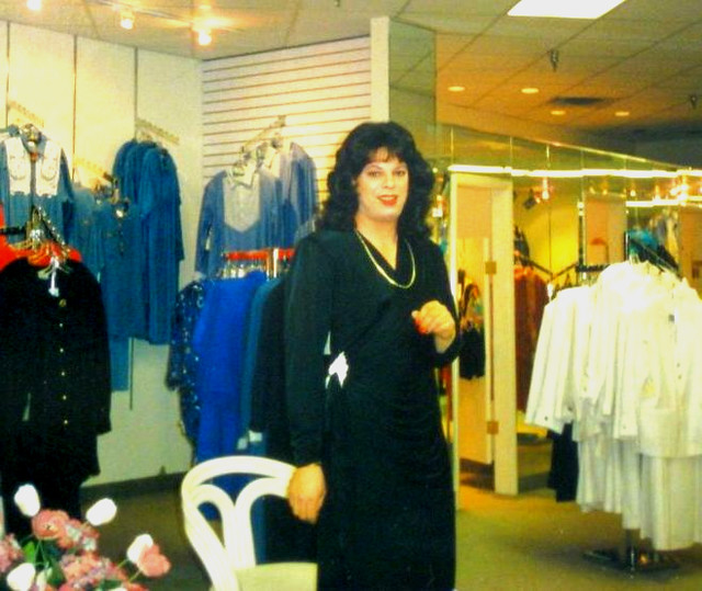 T.B.T - Buying The Black Wrap Dress