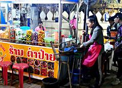 Fastfood, Vientiane
