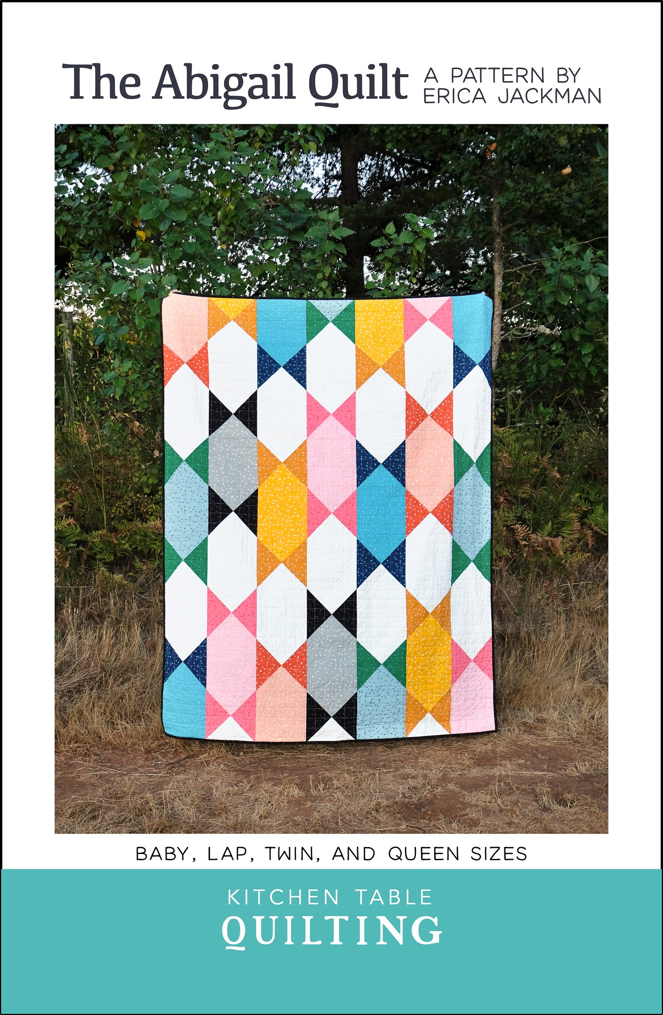 Abigail Cover - Kitchen Table Quilting