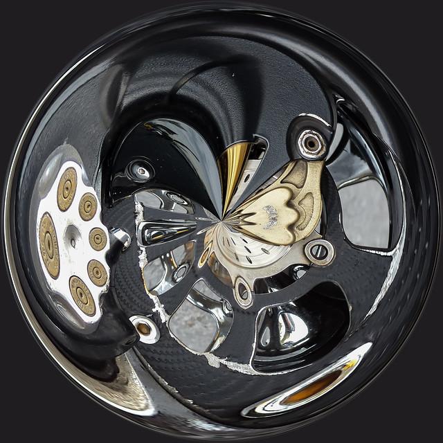 Motorcycle Globe
