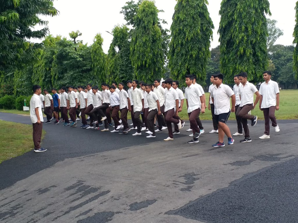 Parade Practice (10)