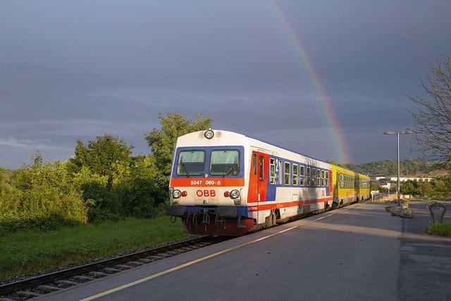 ÖBB 5047 060 Marz-Rohrbach