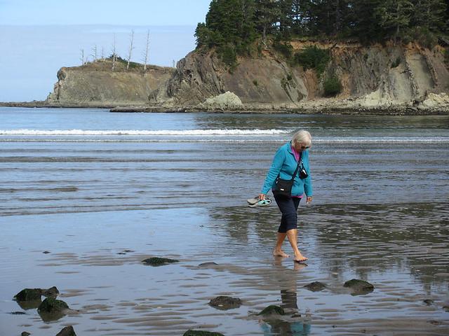 Oregon Coast with Gail