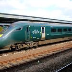 802 021 Hitachi Class 802 Intercity Express Programme Bi-Mode DMU, Great Western Railway, Plymouth, Devon
