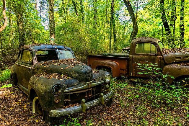 TMKs Old Car City 3