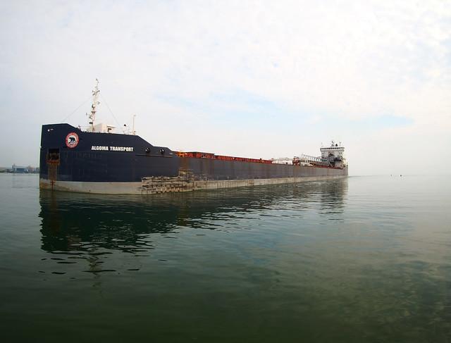 Algoma Transport (Canadian self-discharging bulk carrier)