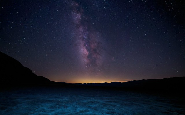 Milky Way - Badwater Basin