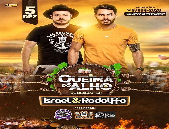 Israel & Rodolfo