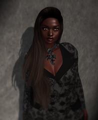 LadyLight Koolhoven - Hair SL - Knox Subscriber Gift
