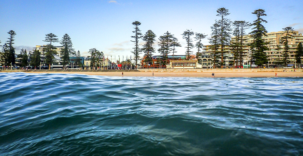 Looking at Manly