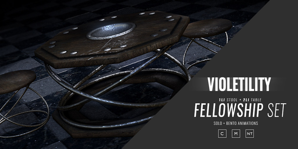 Violetility – Fellowship Set