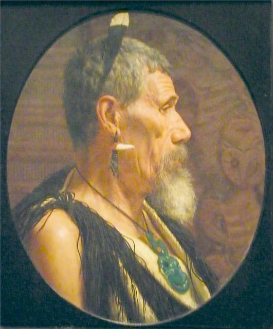 Maori Portrait
