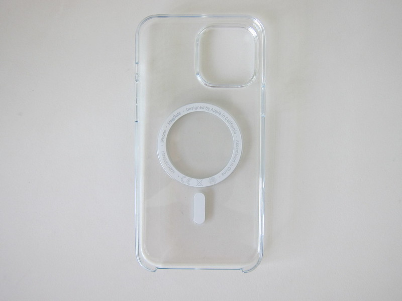 Apple iPhone 13 Pro Max Clear Case - Front