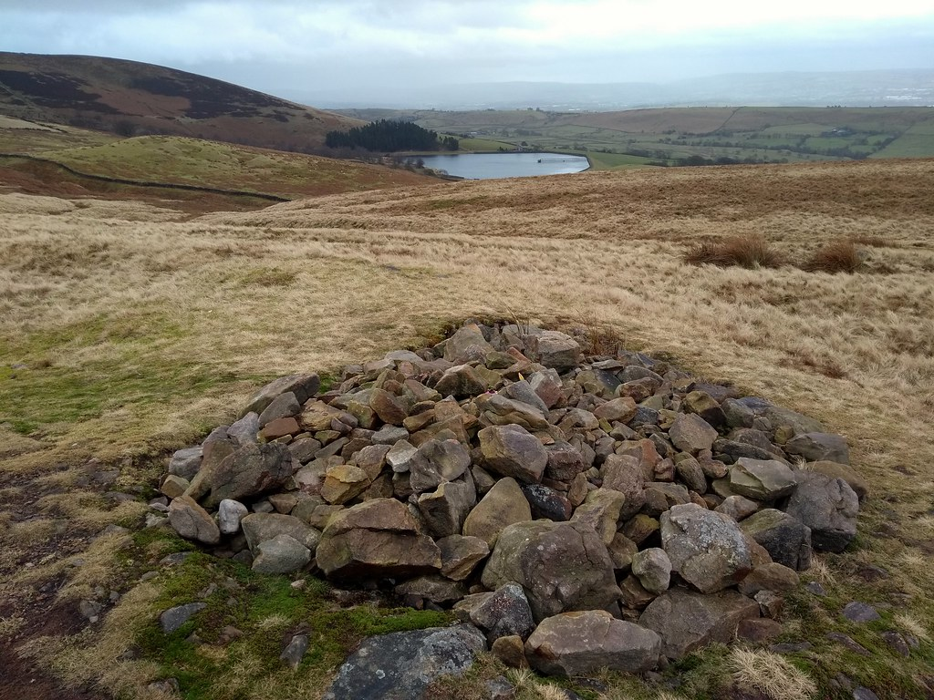 Nick of Pendle view
