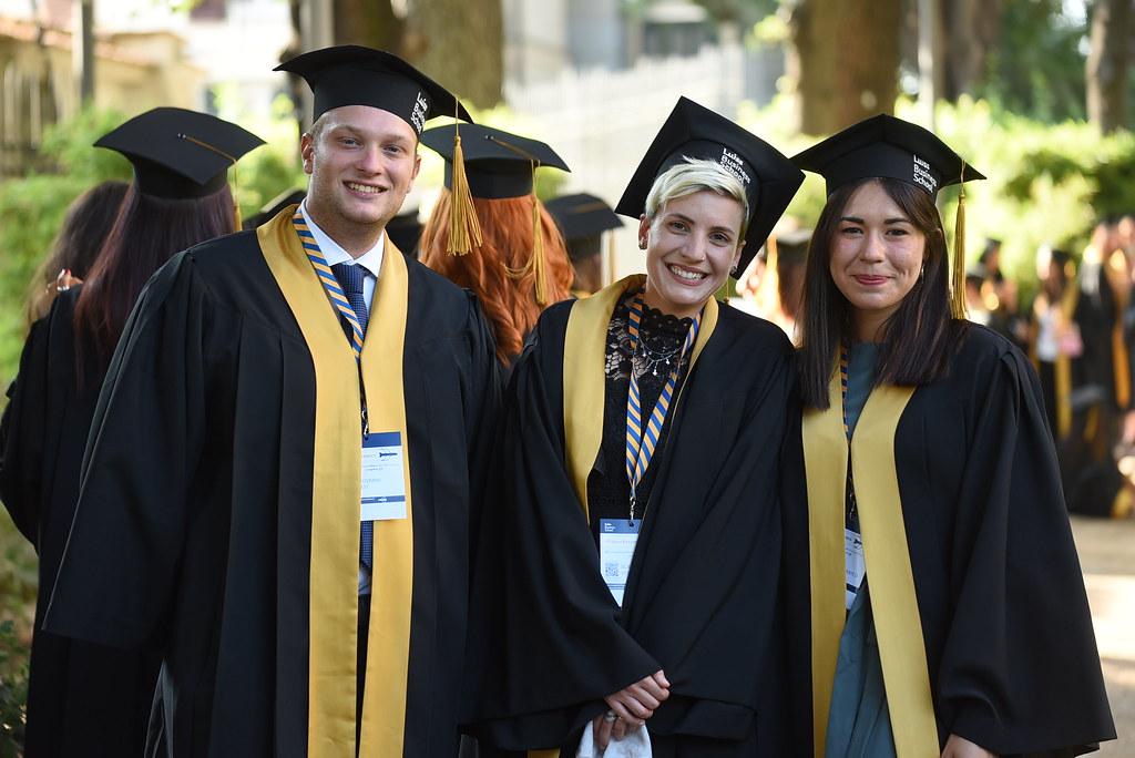 Graduation Day Master 2018/2019