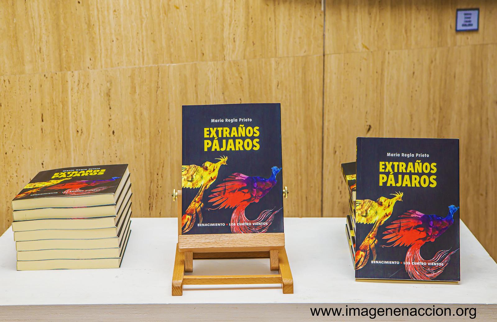 """MUJERES PROGRESISTAS ALC. HENARES """"PRESENTACIÓN LIBRO EXTRAÑOS PÁJAROS"""""""
