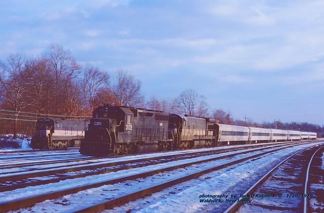 CR 3172-NJDOT 3358, Waldwick, NJ. 1-28-1978