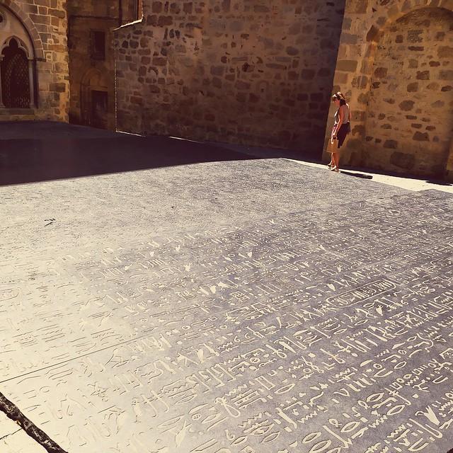 Place des écritures