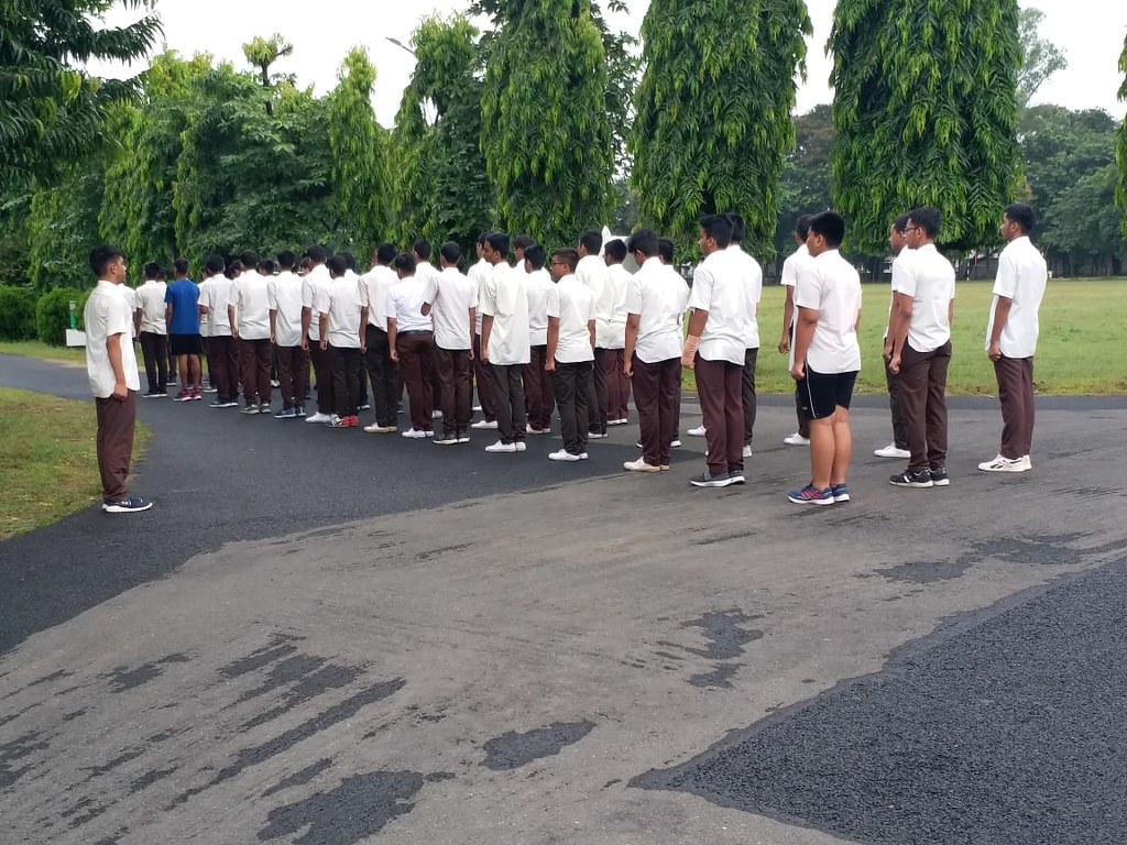 Parade Practice (9)