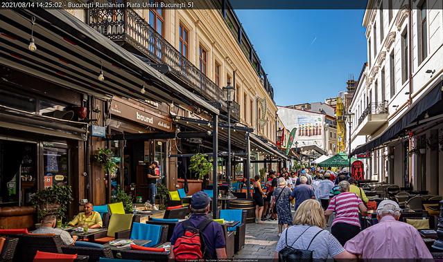 Bucarest City Walk