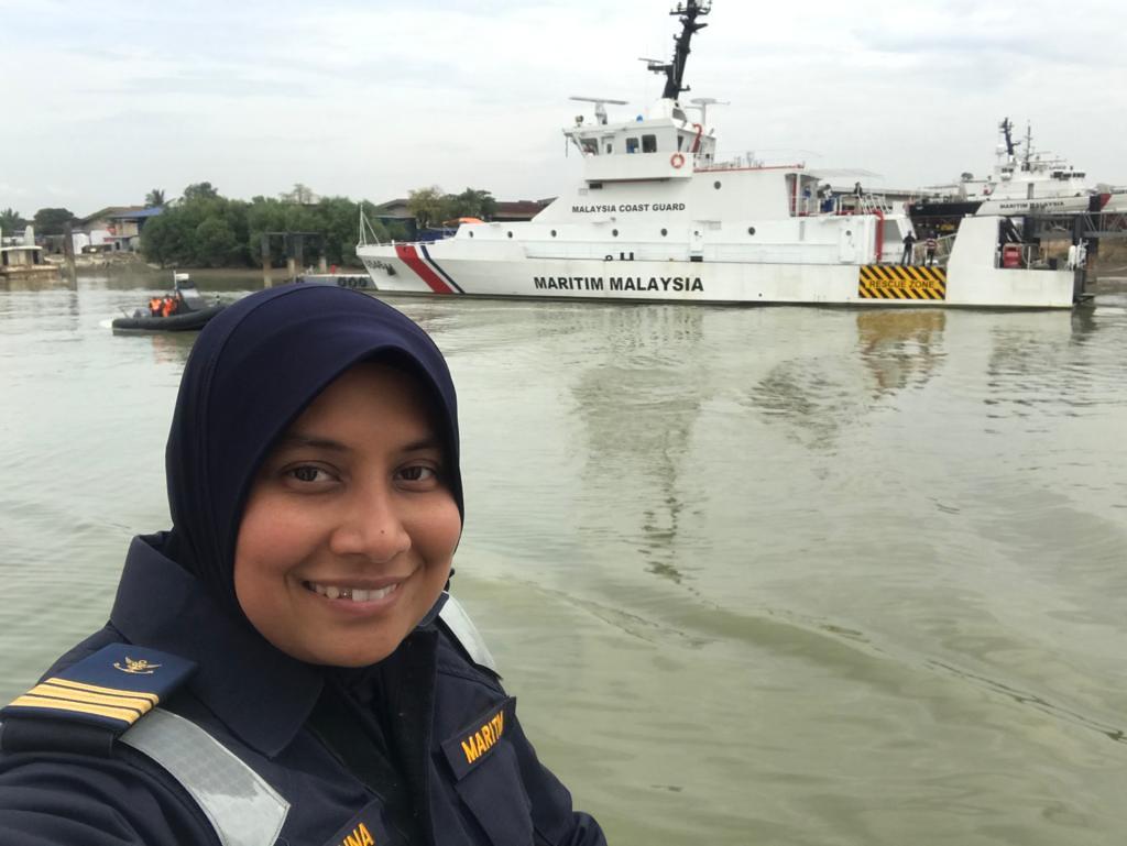 IMRF Awards 2021 - Commander Maritime Dr. Suzanna Razali Chan